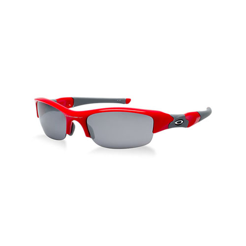 Oakley OO9008 FLAK JKT Red / Black