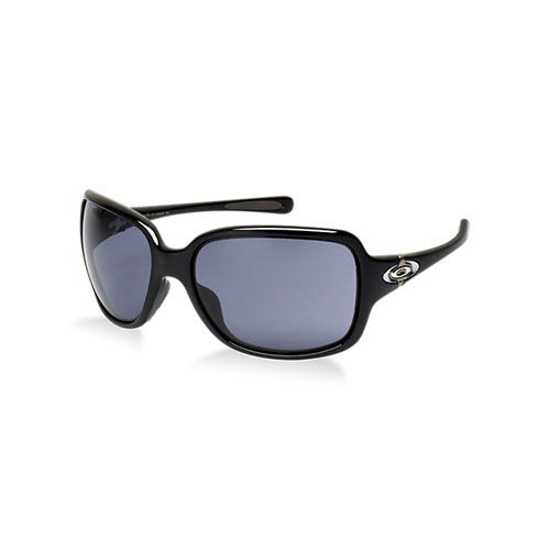 Oakley Women's OO9168 BREAK POINT Black / Grey