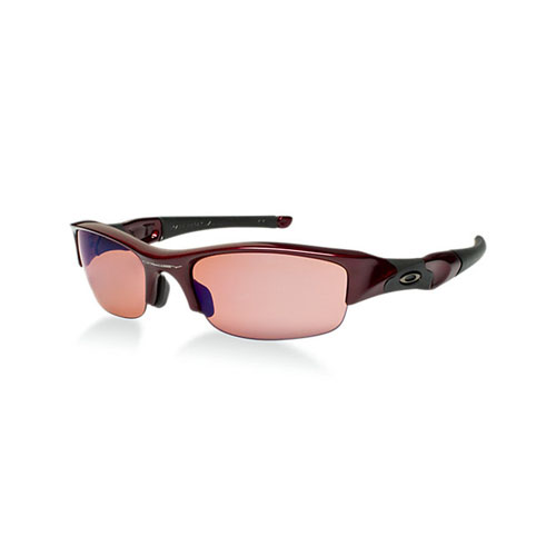 Oakley FLAK JACKET ASIAN FIT Red / Red