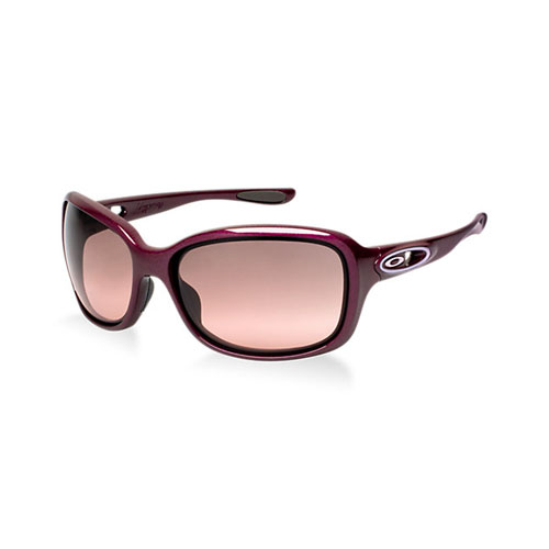 Oakley Women's OO9158 URGENCY Purple / Pink