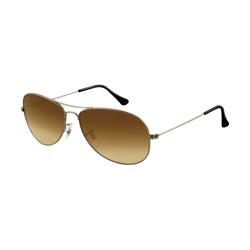 Ray Ban RB3362 Sunglasses Arista Frame Crystal Brown Gradient Le