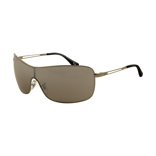 Ray Ban RB3466 Sunglasses Arista Frame Grey Polarized Lens