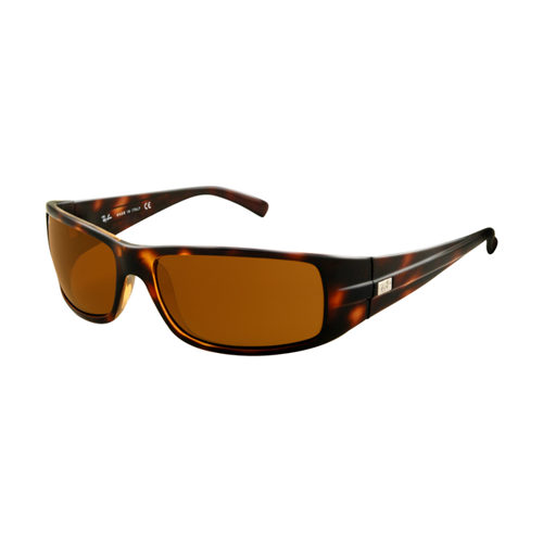 Ray Ban RB4057 Sunglasses Havana Frame Crystal Brown