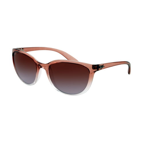 Ray Ban RB4167 Sunglasses Light Brown Top with Transparent Brown