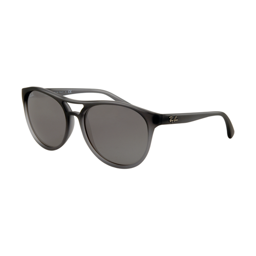 Ray Ban RB4170 Sunglasses Grey Frame Grey Gradient Lens