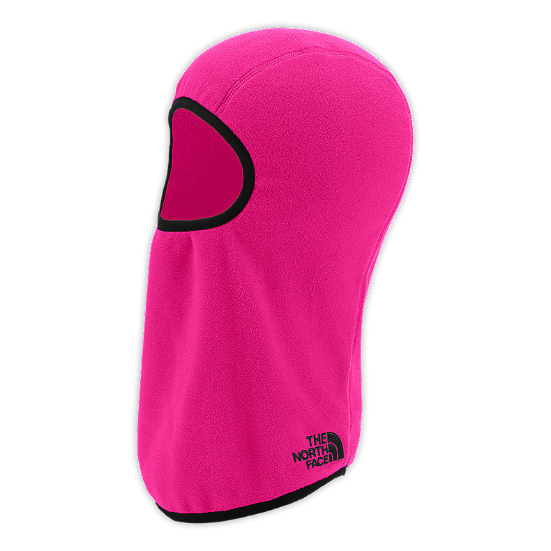 NORTH FACE YOUTH BALACLAVA RAZZLE PINK