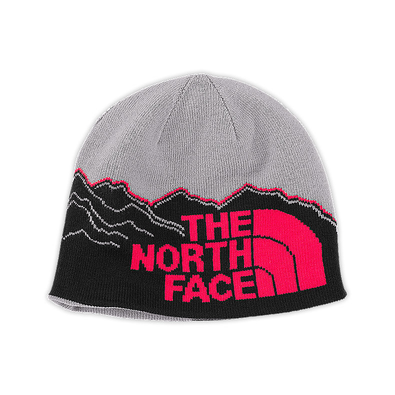 NORTH FACE YOUTH COREFIRE BEANIE METALLIC SILVER