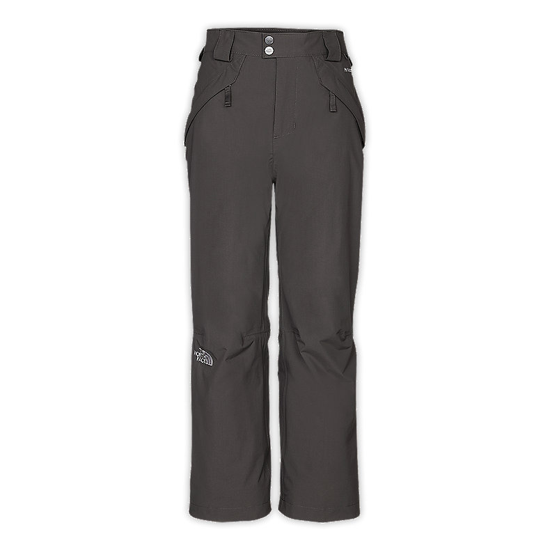 NORTH FACE BOYS SEYMORE INSULATED PANT GRAPHITE GREY