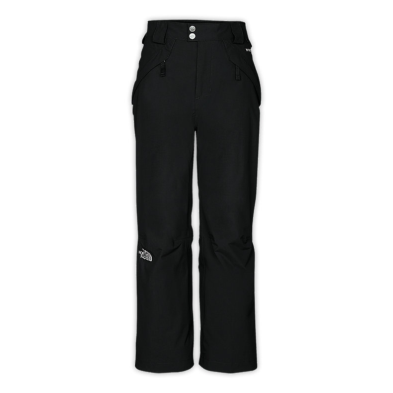 NORTH FACE BOYS SEYMORE INSULATED PANT TNF BLACK