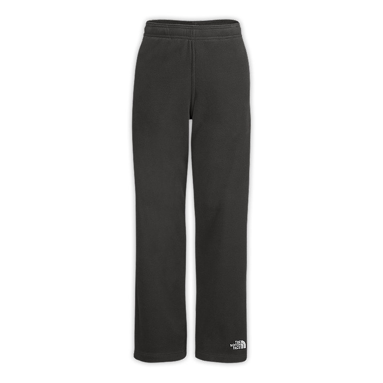 NORTH FACE BOYS GLACIER PANTS GRAPHITE GREY