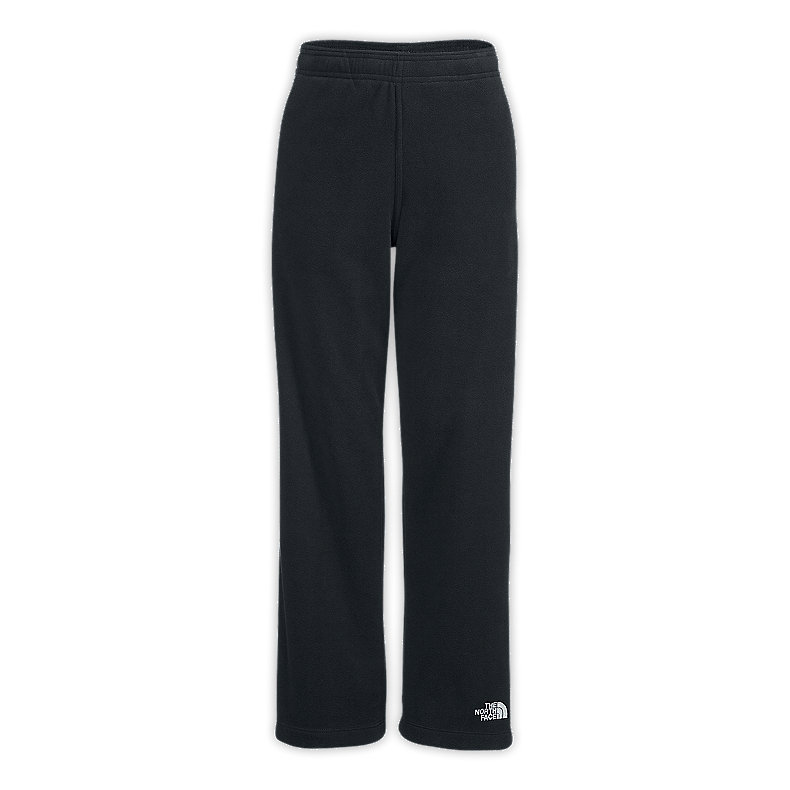 NORTH FACE BOYS GLACIER PANTS TNF BLACK