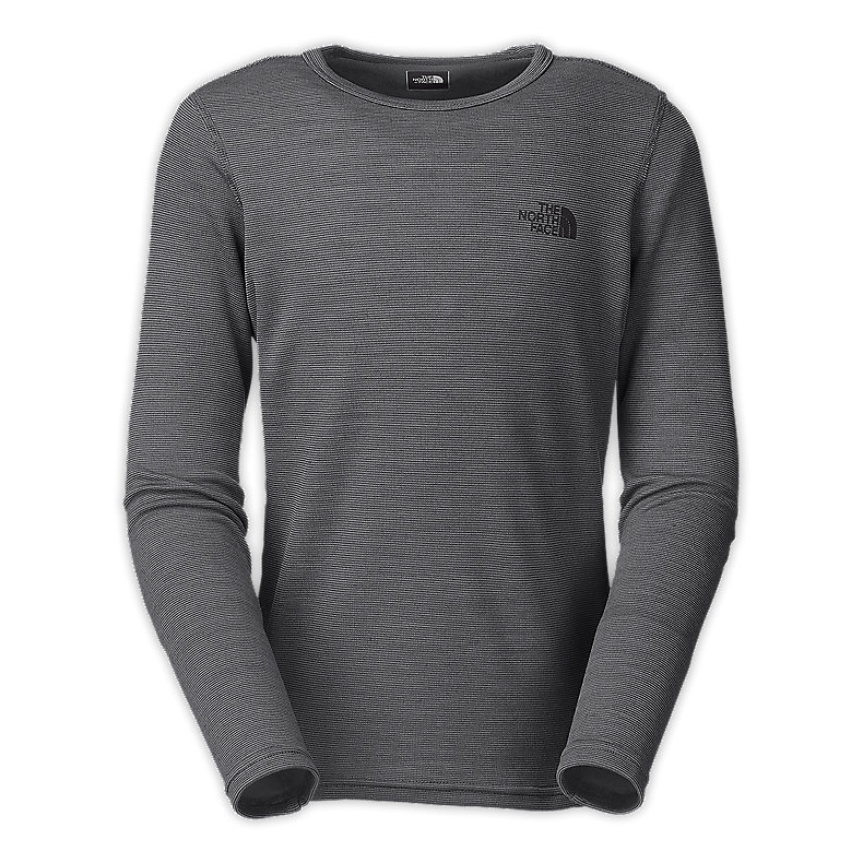 NORTH FACE BOYS BASELAYER TEE JAKE BLUE