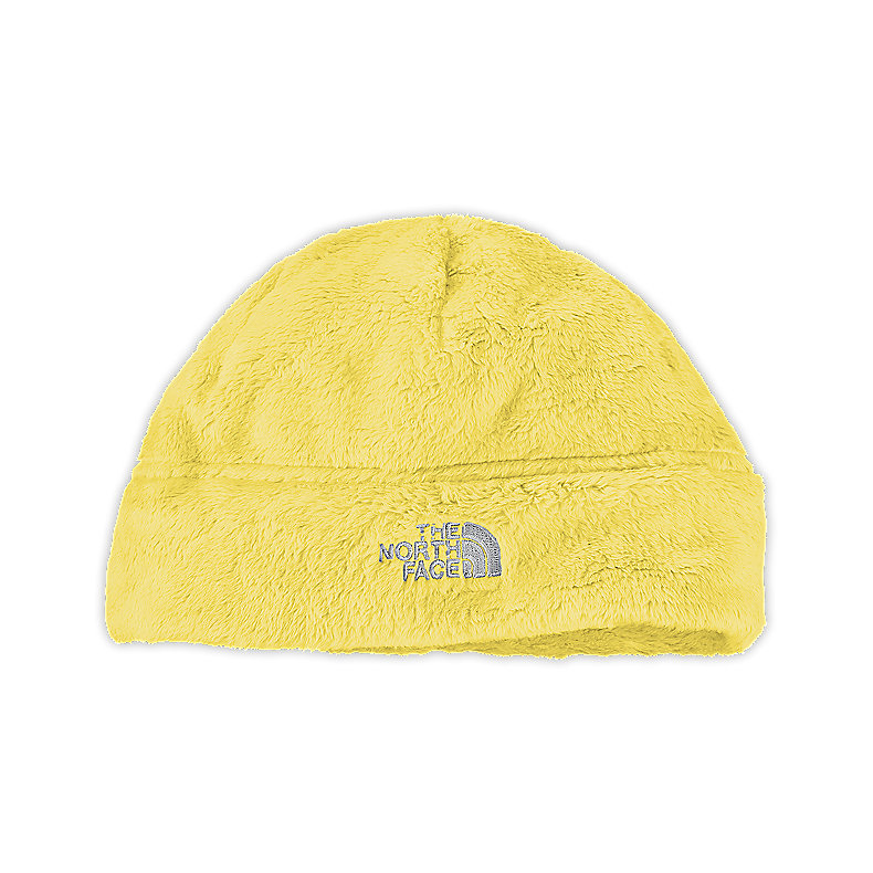 NORTH FACE GIRLS DENALI THERMAL BEANIE STINGER YELLOW