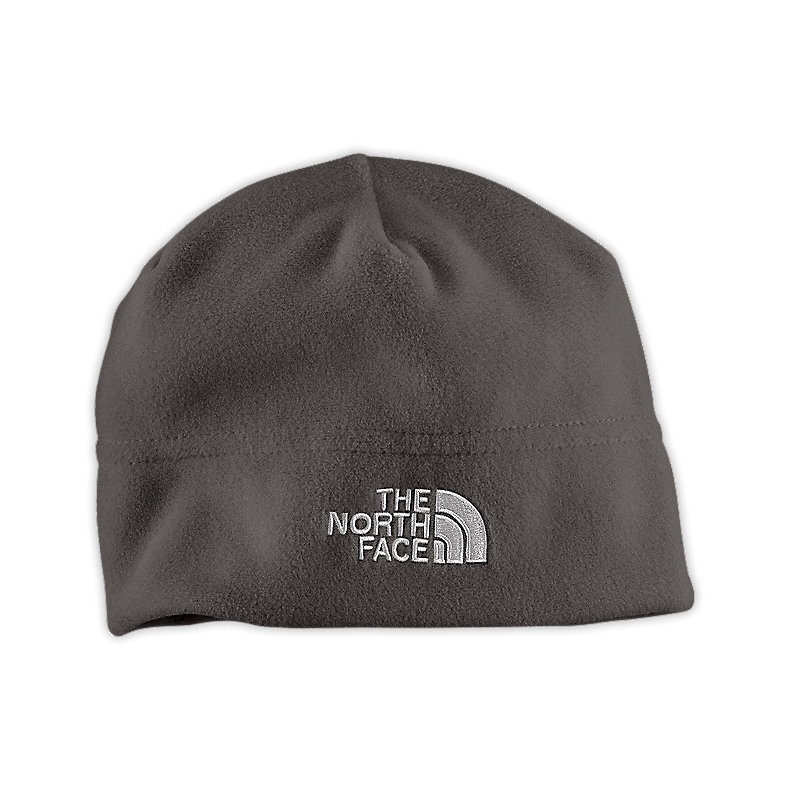 NORTH FACE YOUTH FLASH FLEECE BEANIE GRAPHITE GREY