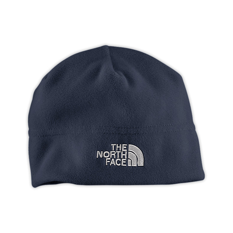 NORTH FACE YOUTH FLASH FLEECE BEANIE DEEP WATER BLUE