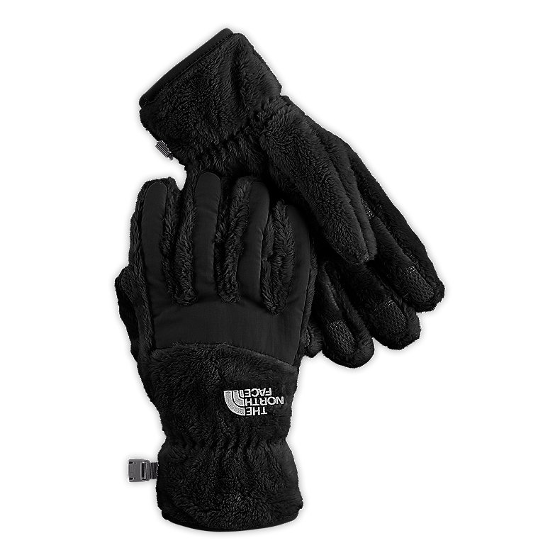 NORTH FACE GIRLS DENALI THERMAL GLOVE TNF BLACK