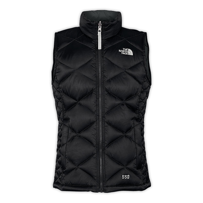 NORTH FACE GIRLS ACONCAGUA VEST TNF BLACK