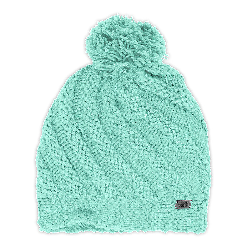 NORTH FACE BUTTERS BEANIE BROOK BLUE