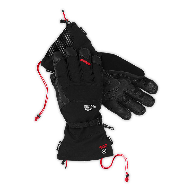 NORTH FACE MERU GLOVE TNF BLACK
