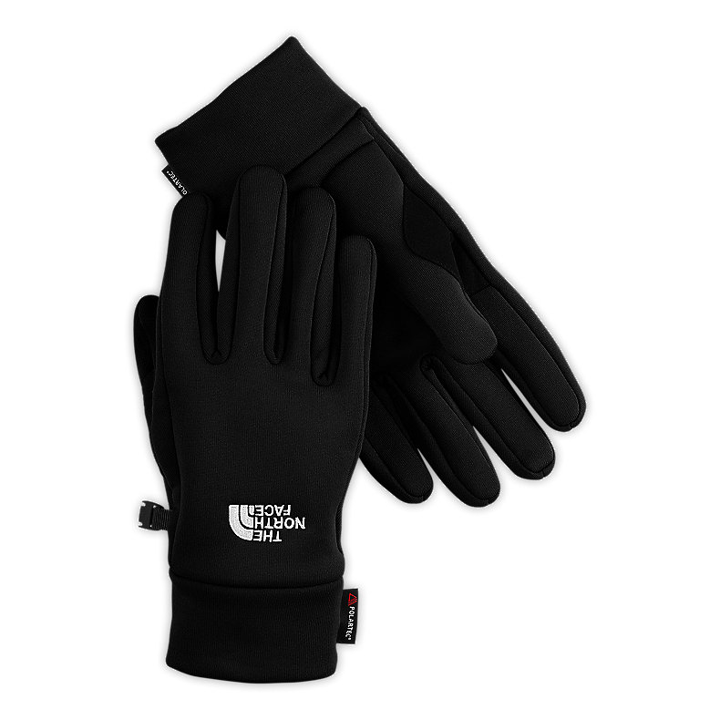 NORTH FACE POWER STRETCH GLOVE TNF BLACK