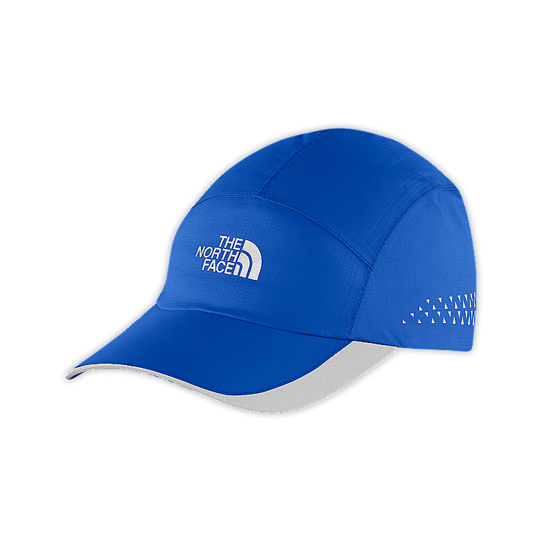 NORTH FACE STORMY TRAIL HAT JAKE BLUE