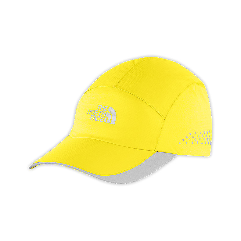 NORTH FACE STORMY TRAIL HAT ENERGY YELLOW