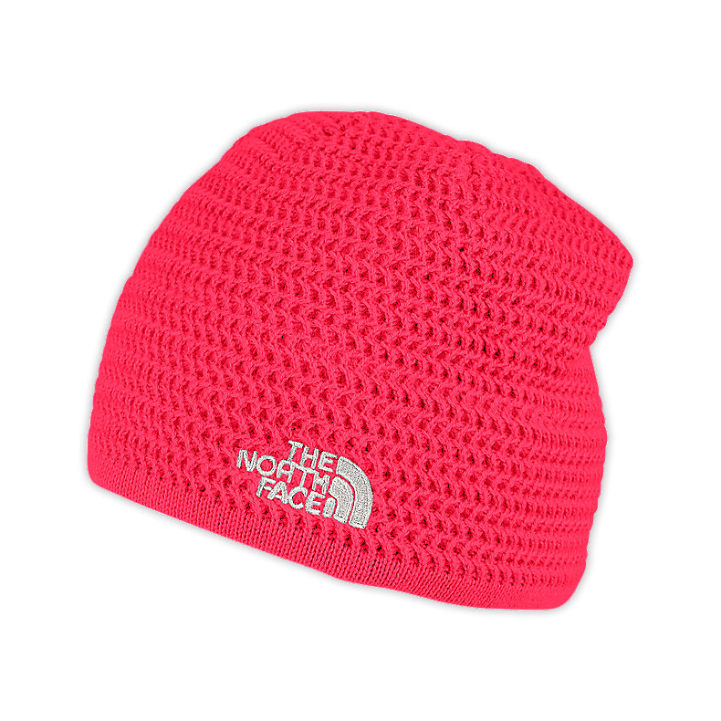 NORTH FACE WICKED BEANIE TEABERRY PINK
