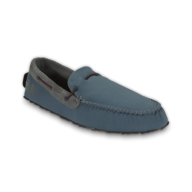 NORTH FACE MEN NSE CAMP MOC CONQUER BLUE / GRAPHITE GREY