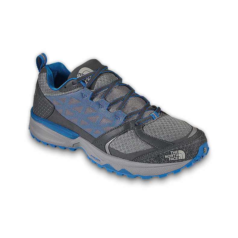 NORTH FACE MEN SINGLE-TRACK II ATHENS BLUE / GRIFFIN GREY
