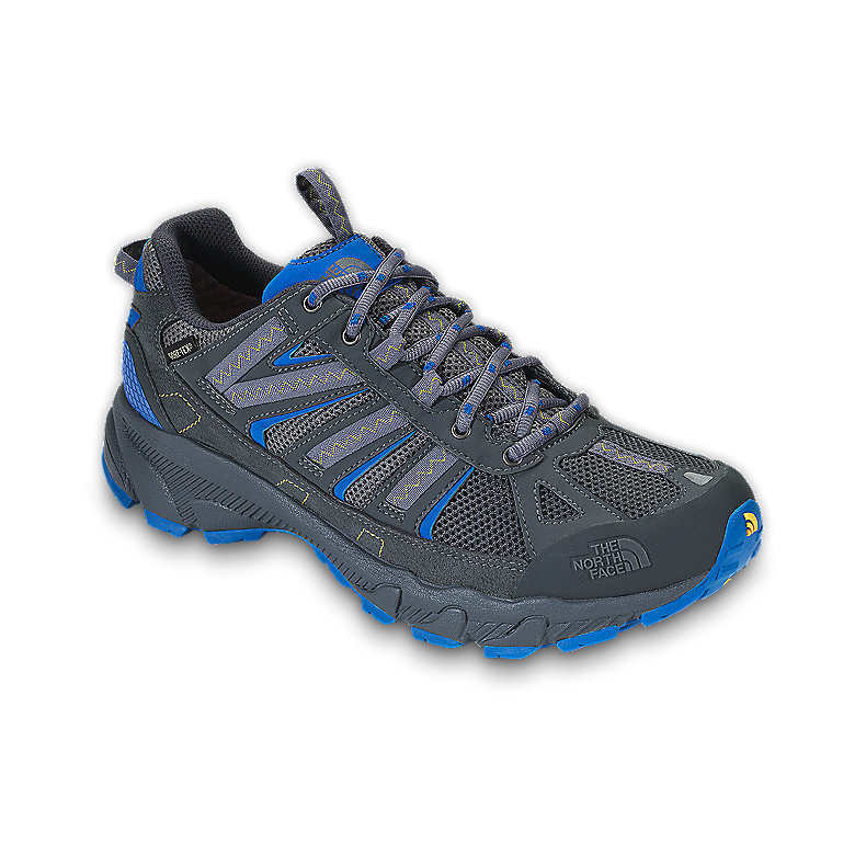 NORTH FACE MEN ULTRA 50 GTX XCR ZINC GREY / JAKE BLUE