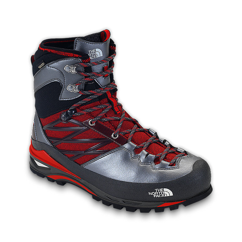 NORTH FACE MEN VERTO S4K GTX TNF BLACK / TNF RED