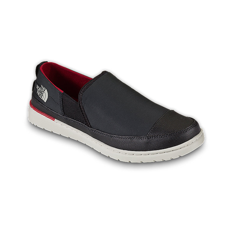 NORTH FACE MEN BASE CAMP SLIP-ON II TNF BLACK / TNF BLACK