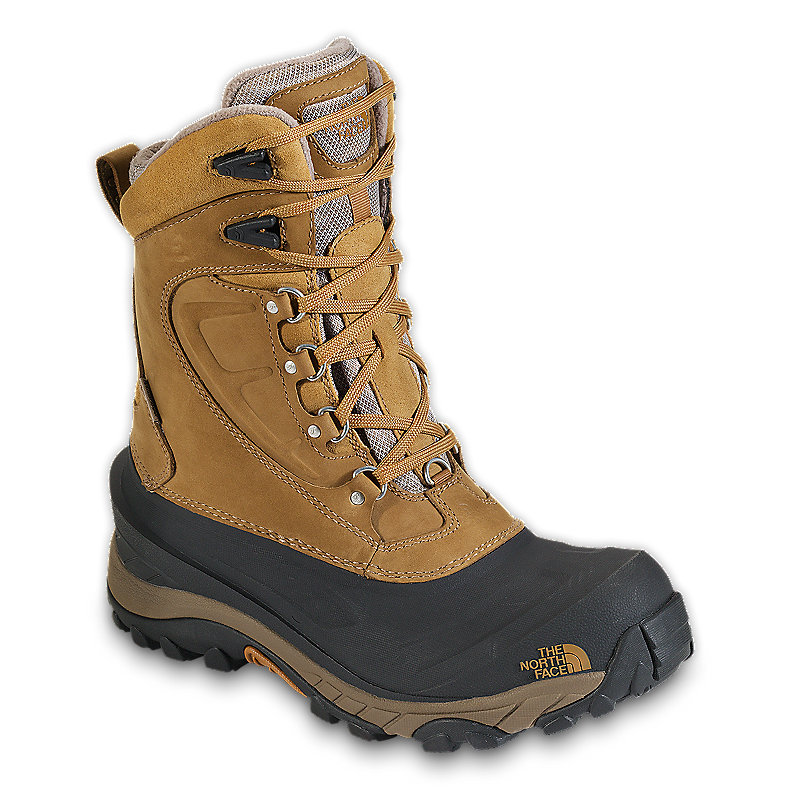 NORTH FACE MEN BALTORO 400 III BOOT DEER TAN BROWN / TWINE BROWN