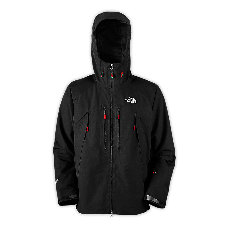 NORTH FACE MEN MOUNTAIN GUIDE JACKET TNF BLACK