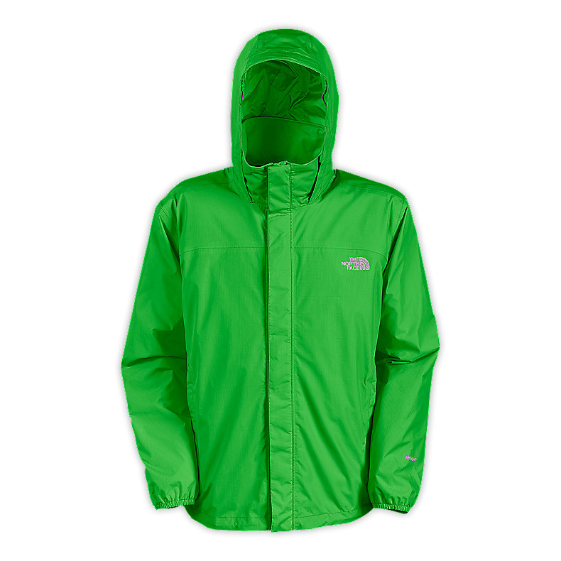 NORTH FACE MEN RESOLVE JACKET TRIUMPH GREEN