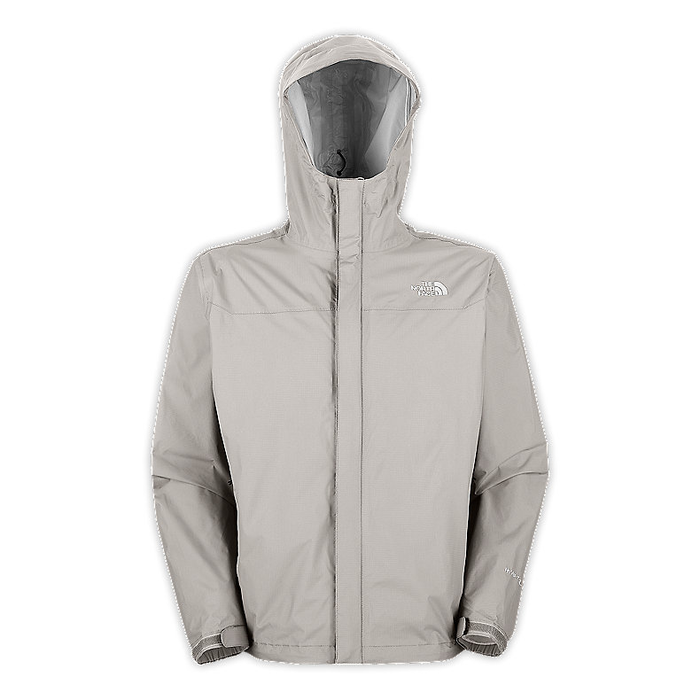 NORTH FACE MEN VENTURE JACKET ETHER GREY