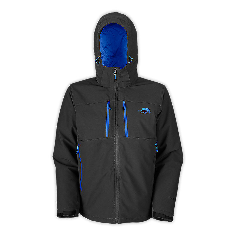 NORTH FACE MEN APEX ELEVATION JACKET ASPHALT GREY / JAKE BLUE
