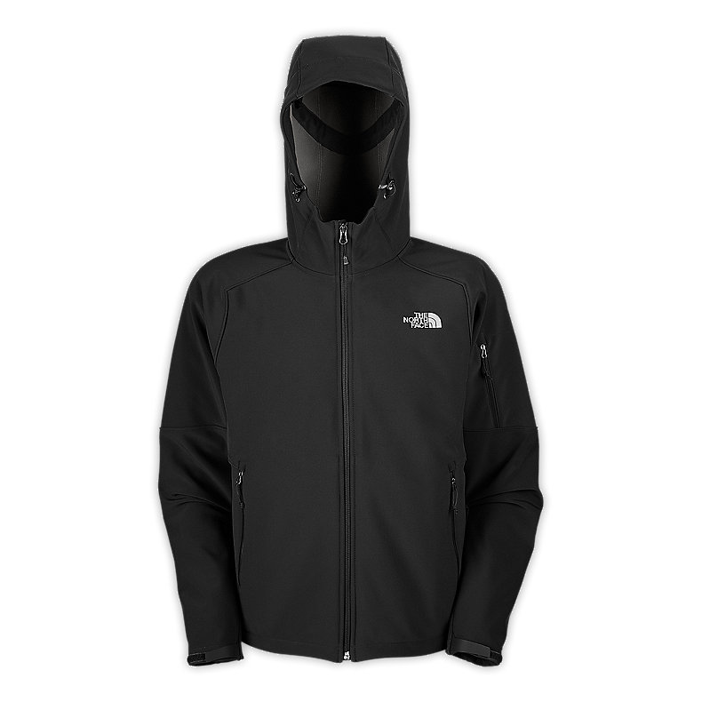 NORTH FACE MEN APEX ANDROID HOODIE TNF BLACK