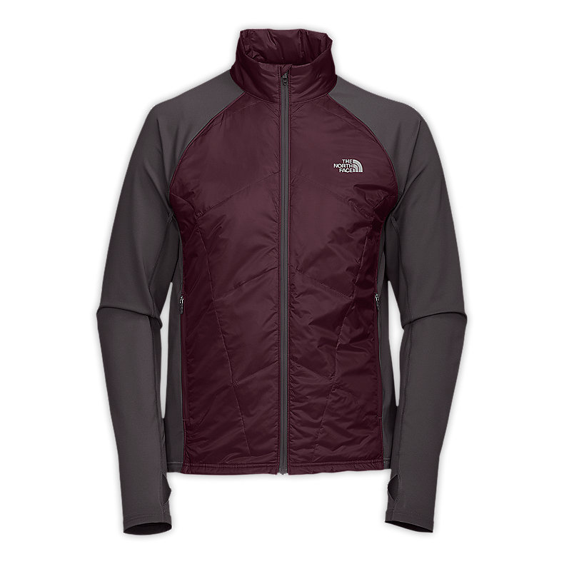 NORTH FACE MEN ANIMAGI JACKET MALBEC RED / GRAPHITE GREY