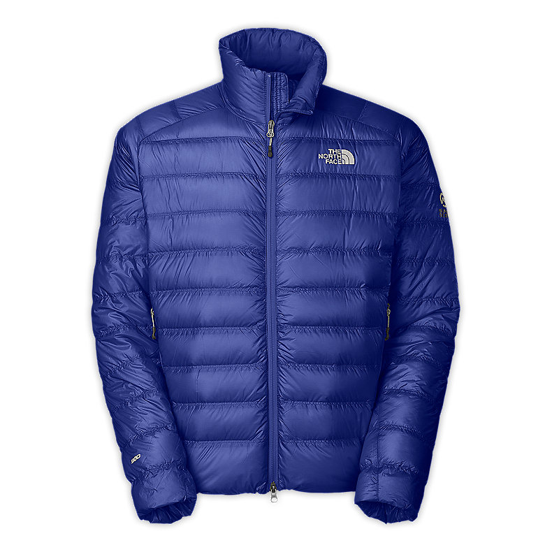 NORTH FACE MEN SUPER DIEZ JACKET BOLT BLUE