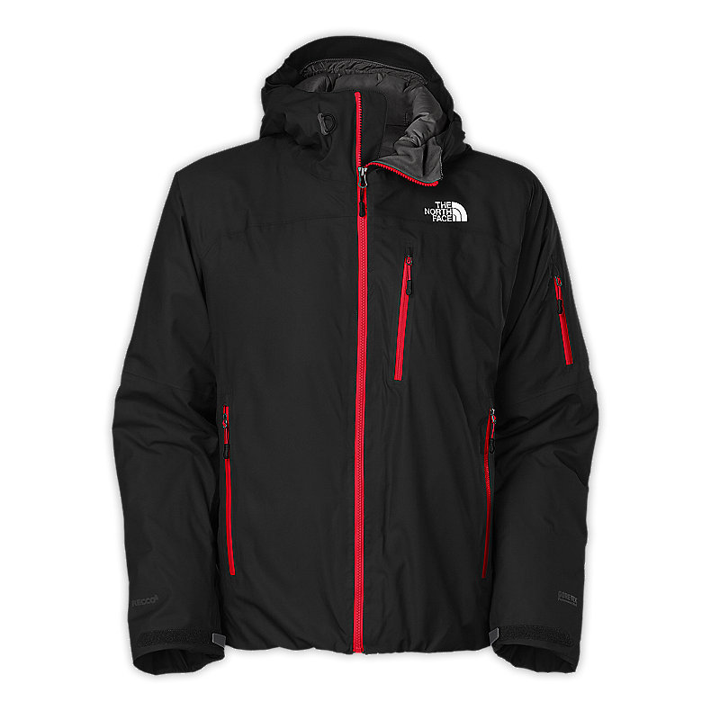 NORTH FACE MEN MAKAHAWK DOWN JACKET TNF BLACK