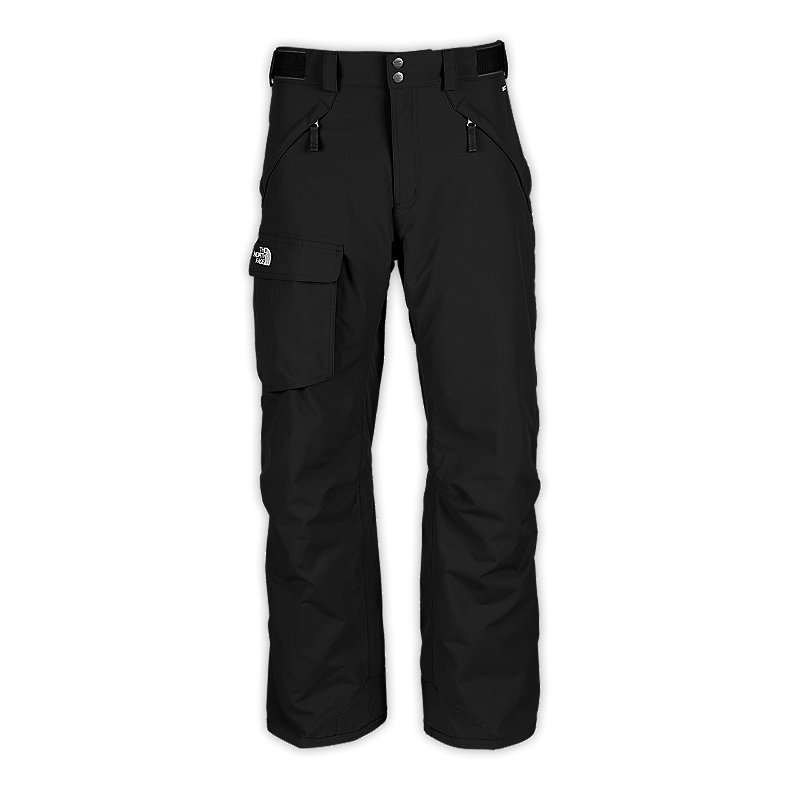 NORTH FACE MEN FREEDOM INSULATED PANTS TNF BLACK