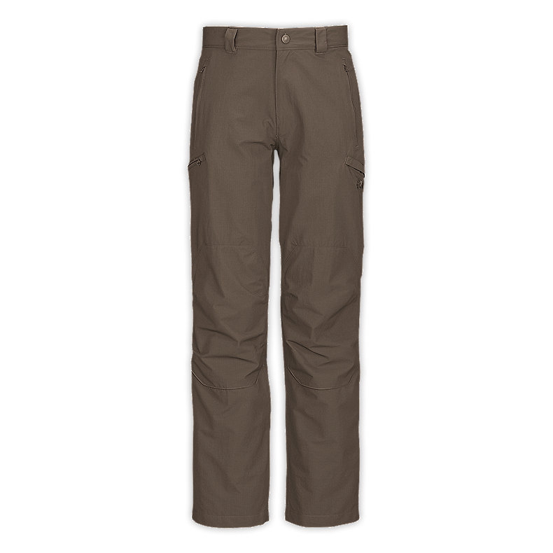 NORTH FACE MEN BURKE PANTS WEIMARANER BROWN