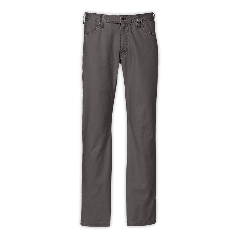 NORTH FACE MEN BUCKLAND PANT GRAPHITE GREY
