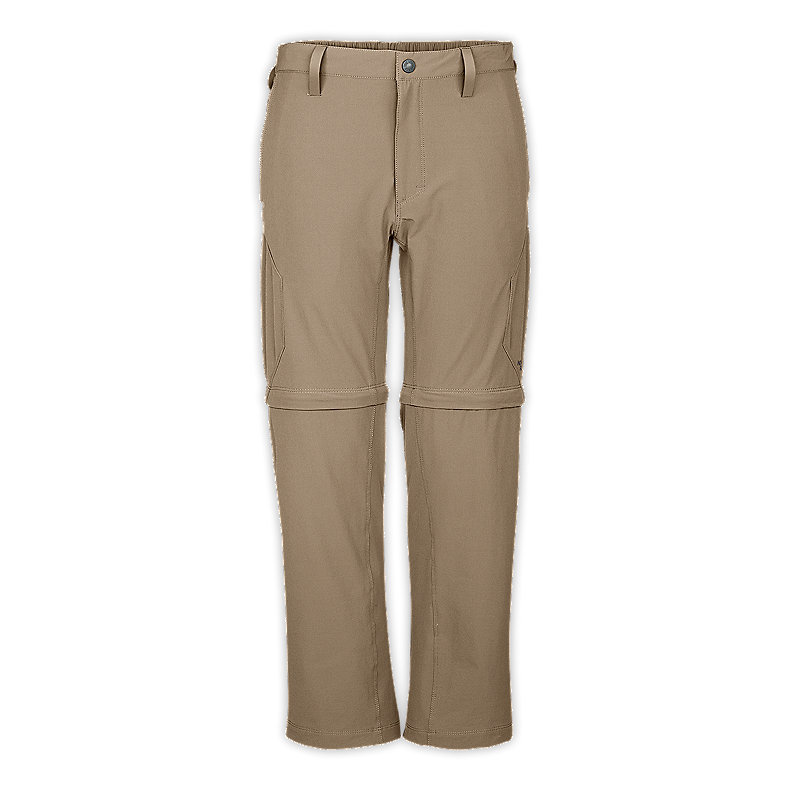 NORTH FACE MEN OUTBOUND CONVERTIBLE PANTS DUNE BEIGE