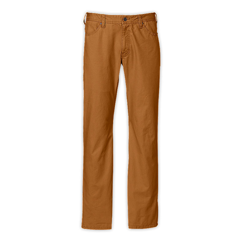 NORTH FACE MEN BUCKLAND PANT BRONX BROWN