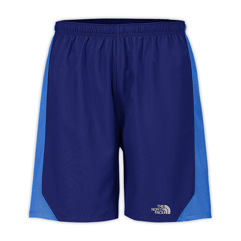 NORTH FACE MEN GTD RUNNING SHORTS BOLT BLUE / JAKE BLUE