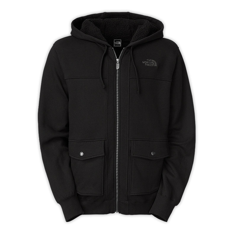 NORTH FACE MEN GHOST TREE HOODIE TNF BLACK