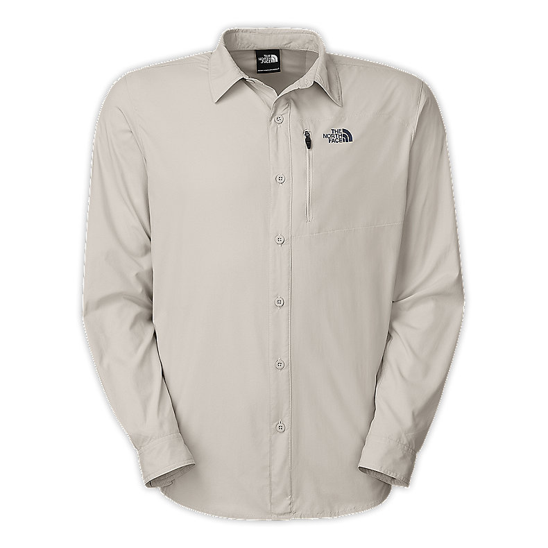 NORTH FACE MEN SPECTRE WOVEN ETHER GREY