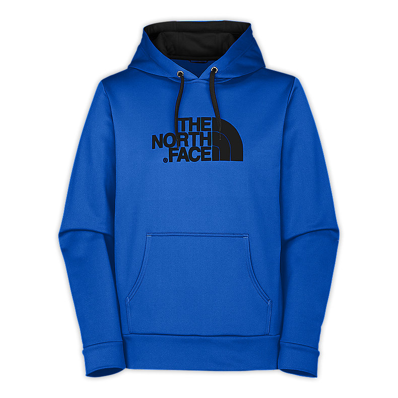NORTH FACE MEN SURGENT HOODIE JAKE BLUE / TNF BLACK